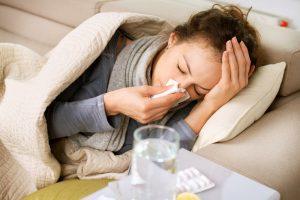 Vetom – přechodné zhoršení zdravotního stavu